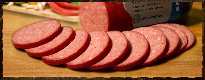 Summer Sausages And Beer Salami Old Wisconsin