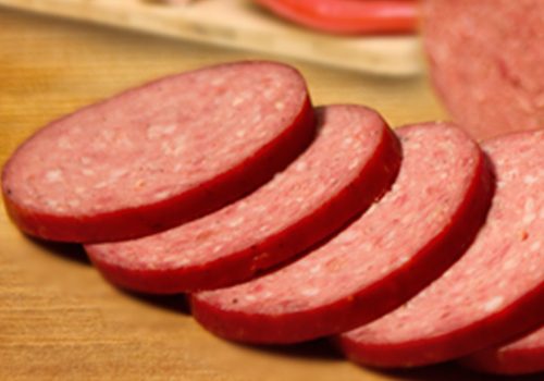 Sausage Slices